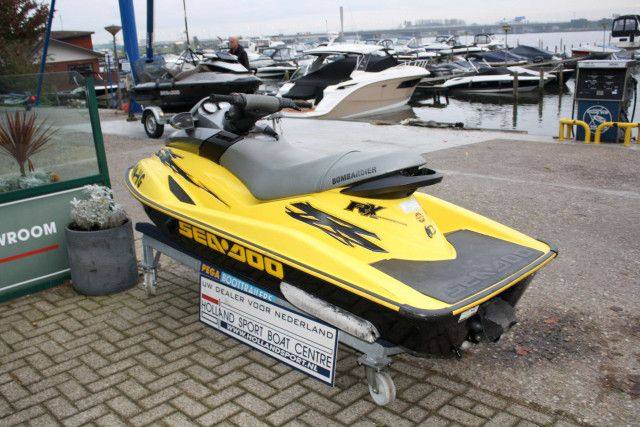 Sea-Doo Waterscooter RX DI
