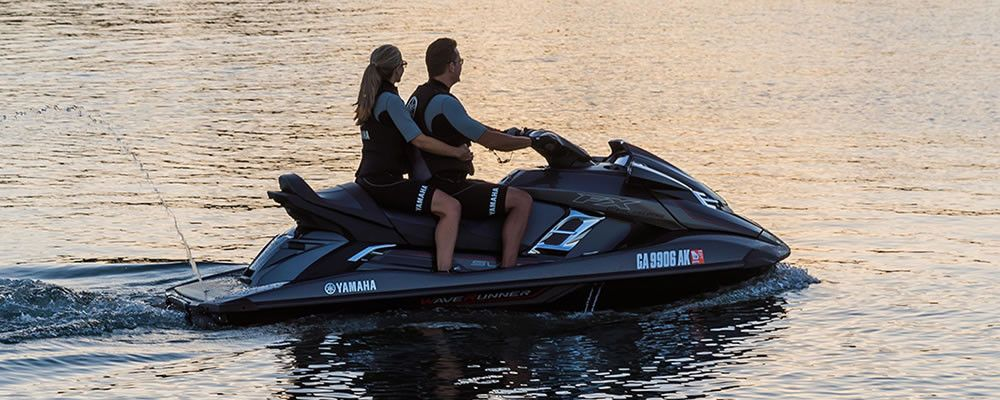 Yamaha Waterscooters High Performance FX Cruiser SVHO