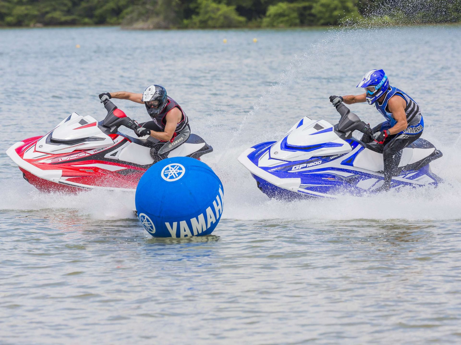 Yamaha Waterscooters Sport GP1800