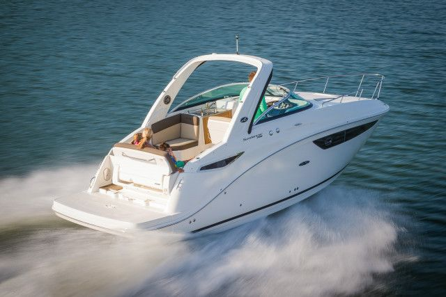 Sea Ray Sport Cruiser Sundancer 260