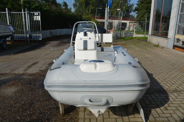 AB Inflatable Rib AB Inflatable Oceanus 11 VST