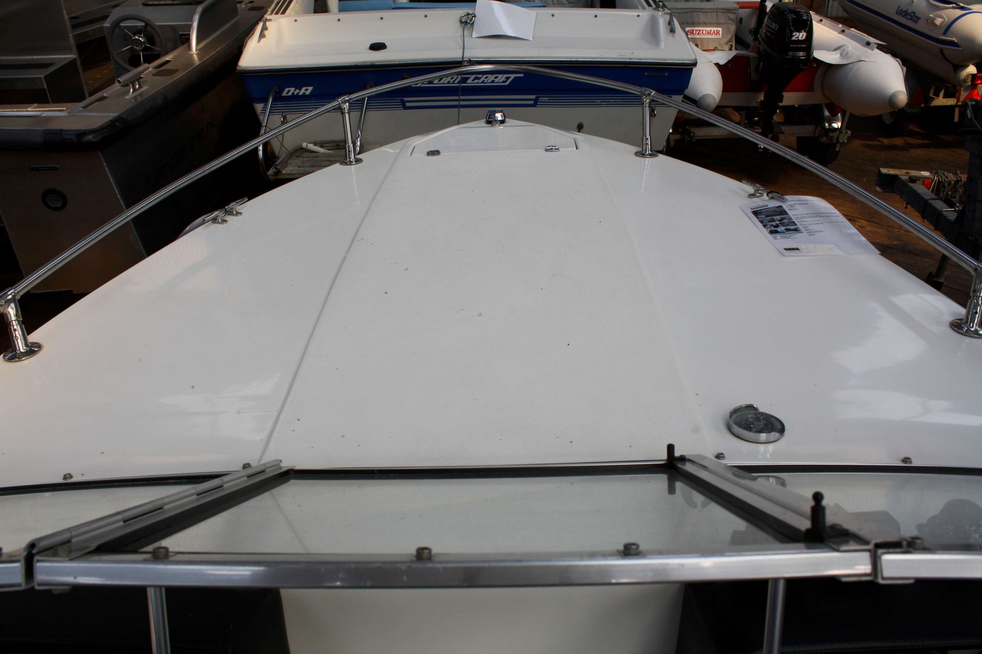 Invader Sportboot 182 Closed Bow