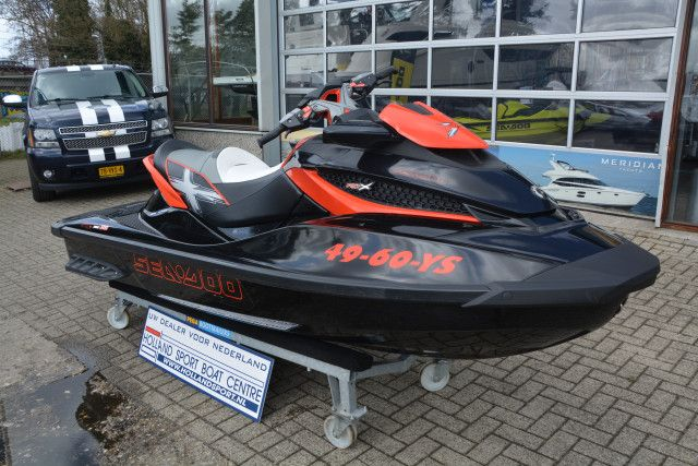 Sea-Doo Prestatie RXT-X RS 260