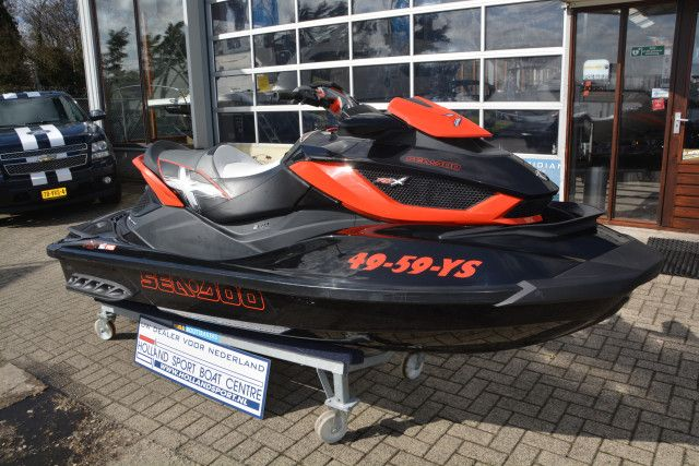 Sea-Doo Prestatie RXT-X AS RS 260
